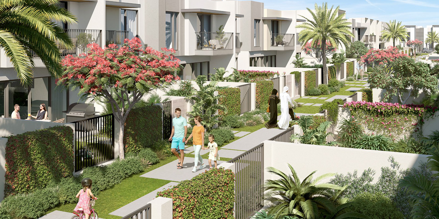the valley villas emaar